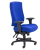 24hr Endurance Square-Back Task Chair - Fabric