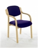CASSIUS Beech Conference / Meeting Room Armchair