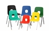 Hille E-Series Plastic Chair